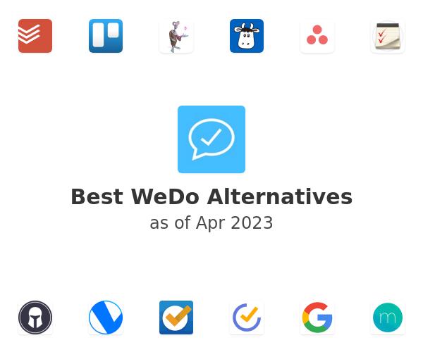 Best WeDo Alternatives