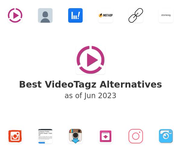 Best VideoTagz.com Alternatives