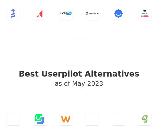 Best Userpilot Alternatives