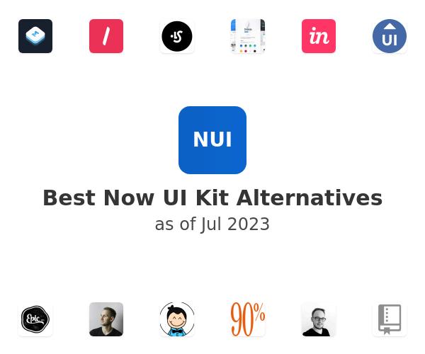 Best Now UI Kit Alternatives