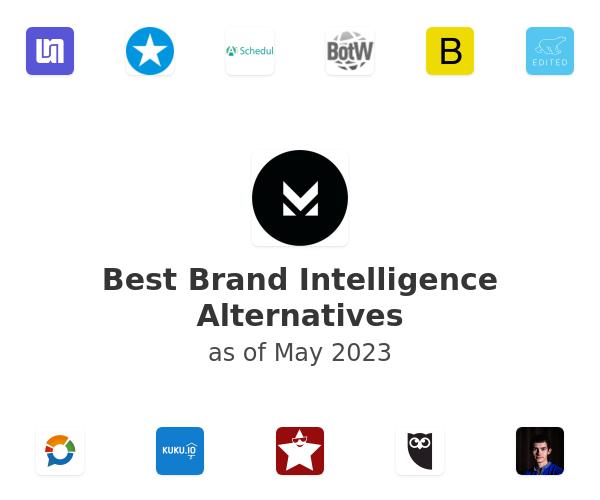 Best Brand Intelligence Alternatives