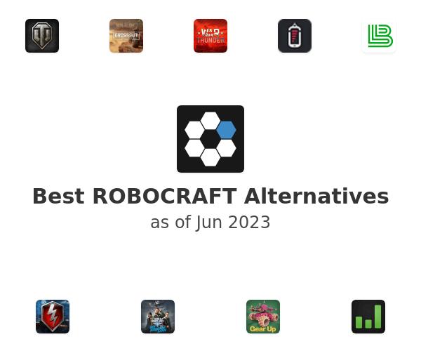 Best ROBOCRAFT Alternatives