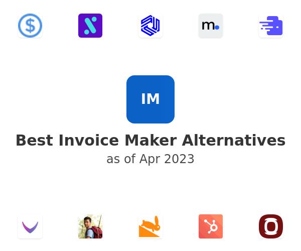 Best Invoice Maker Alternatives