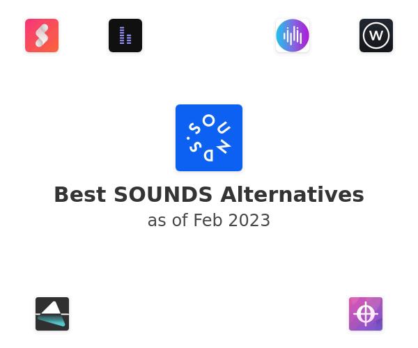 Best SOUNDS Alternatives
