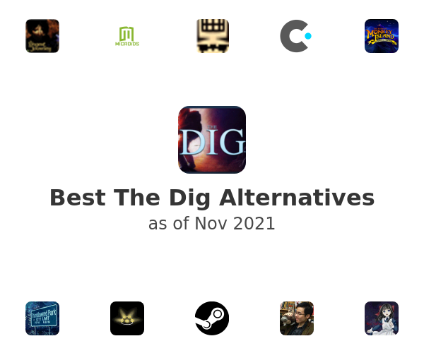 Best The Dig Alternatives