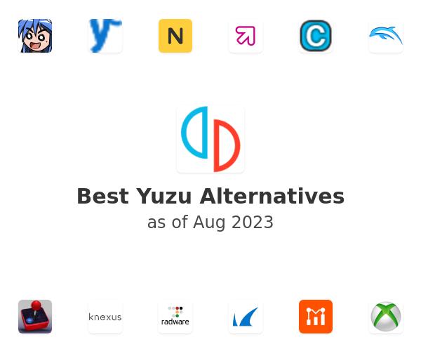 Best Yuzu Alternatives