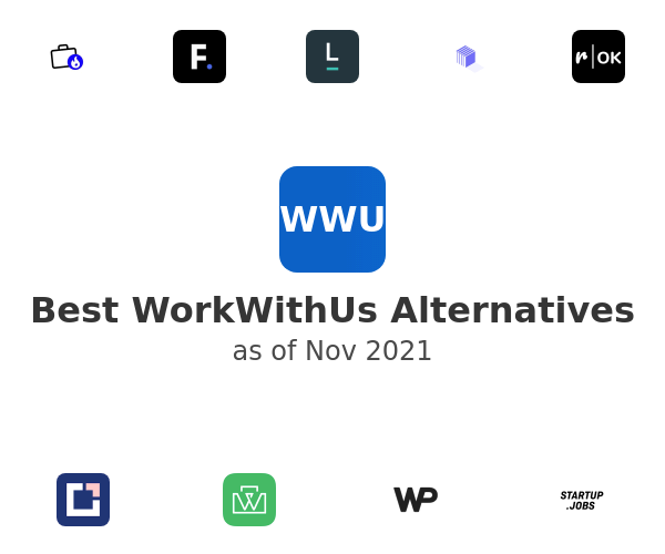 Best WorkWithUs Alternatives