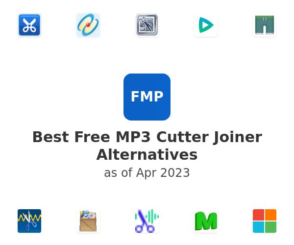 Best Free MP3 Cutter Joiner Alternatives