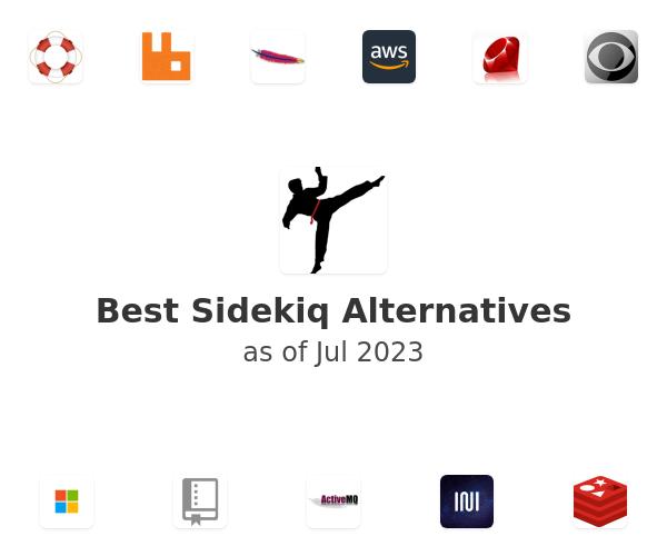 Best Sidekiq Alternatives