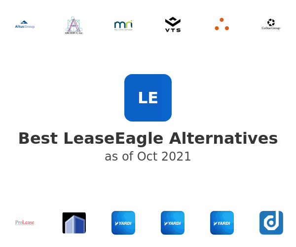 Best LeaseEagle Alternatives