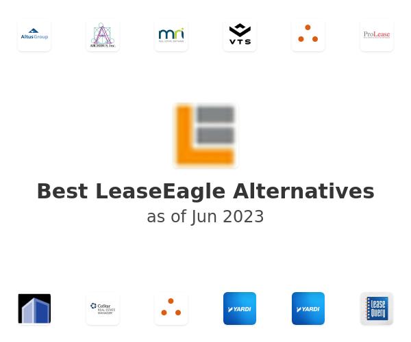 Best LeaseEagle Alternatives