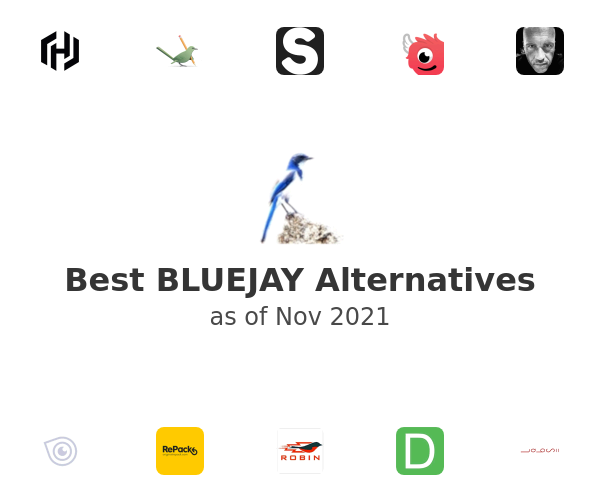 Best BLUEJAY Alternatives