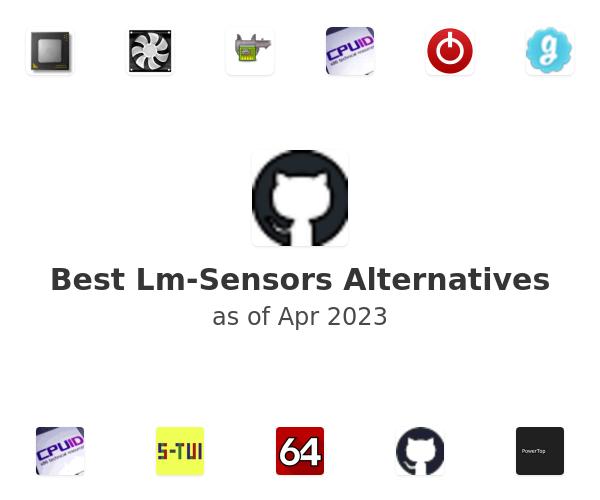 Best Lm-Sensors Alternatives