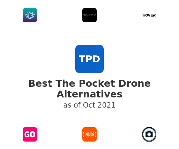 Best The Pocket Drone Alternatives