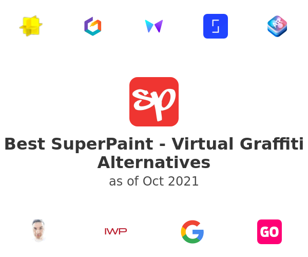 Best SuperPaint - Virtual Graffiti Alternatives