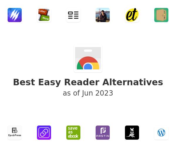 Best Easy Reader Alternatives