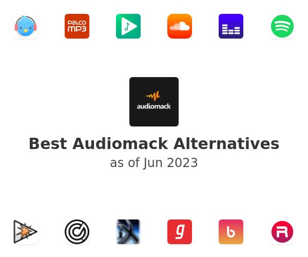 Best Audiomack Alternatives
