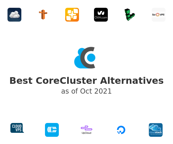 Best CoreCluster Alternatives