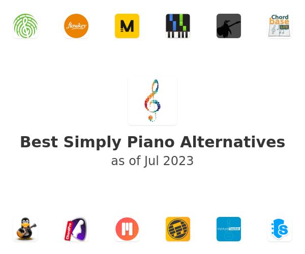 Best Simply Piano Alternatives