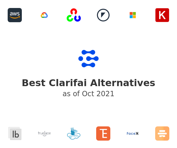 Best Clarifai Alternatives