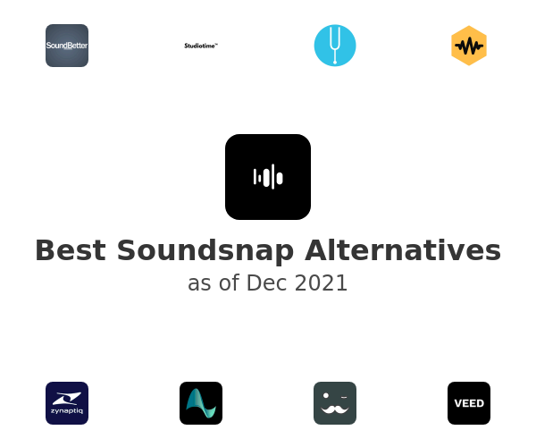 Best Soundsnap Alternatives
