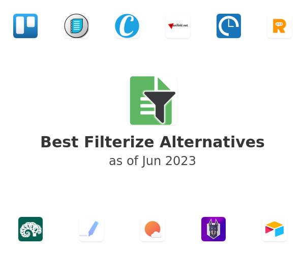 Best Filterize Alternatives