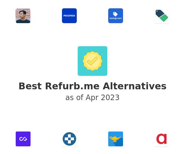 Best Refurb.me Alternatives