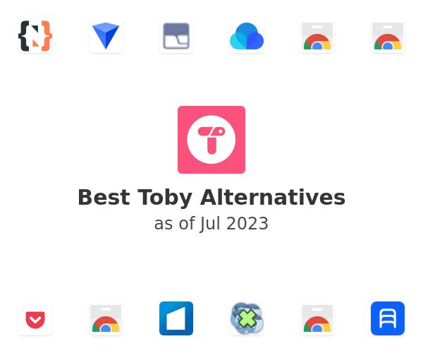 Best Toby Alternatives