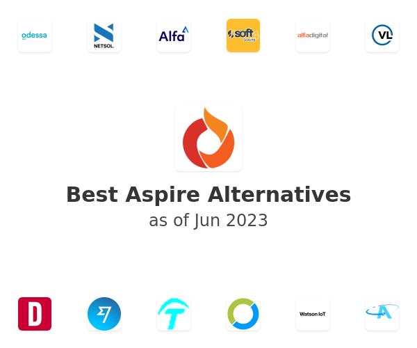 Best Aspire Alternatives