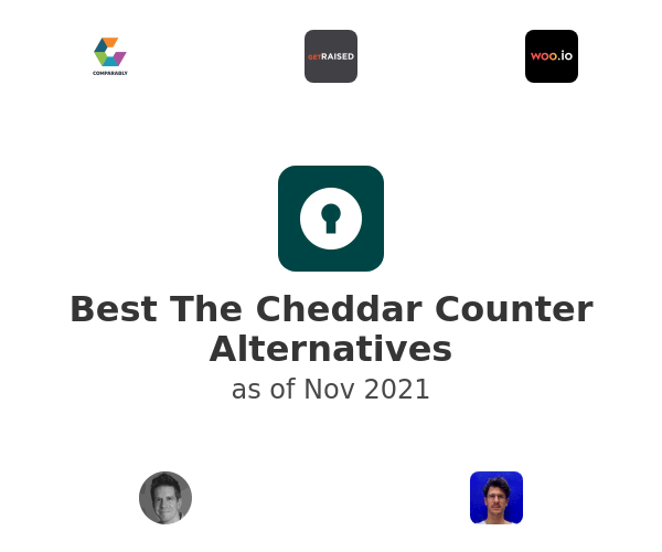 Best The Cheddar Counter Alternatives