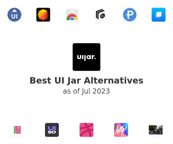 Best UI Jar Alternatives