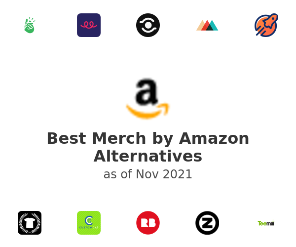 Best Merch by Amazon Alternatives