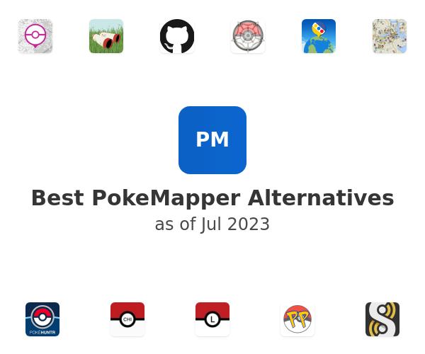 Best PokeMapper Alternatives