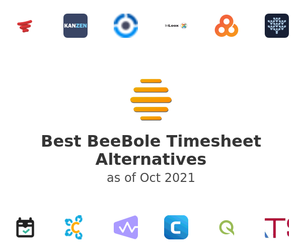 Best BeeBole Timesheet Alternatives