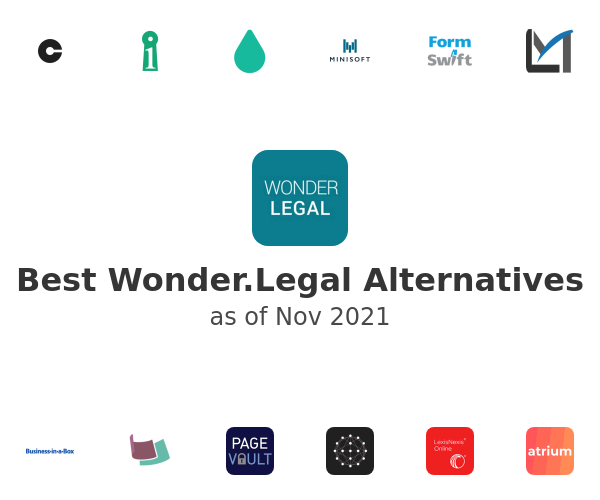 Best Wonder.Legal Alternatives