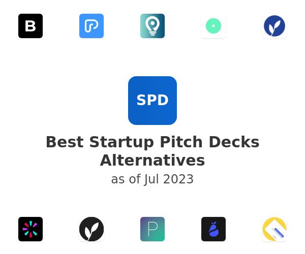 Best Startup Pitch Decks Alternatives