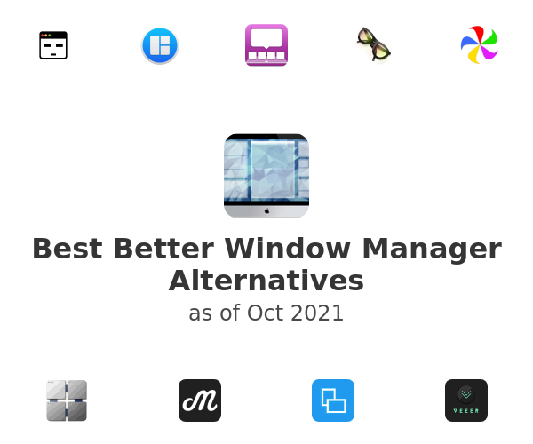 Best Better Window Manager Alternatives