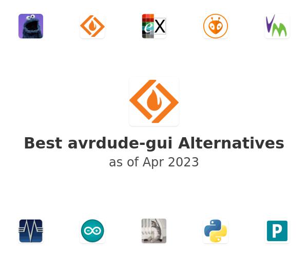 Best avrdude-gui Alternatives