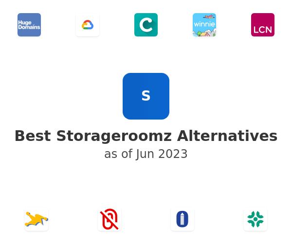 Best Storageroomz Alternatives