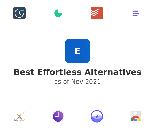 Best Effortless Alternatives