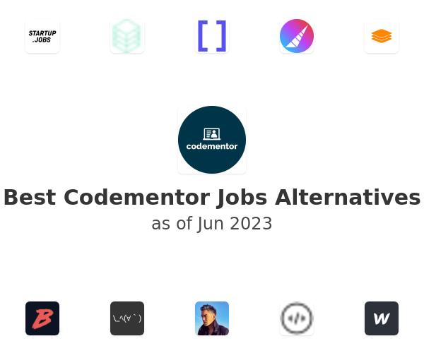 Best Codementor Jobs Alternatives