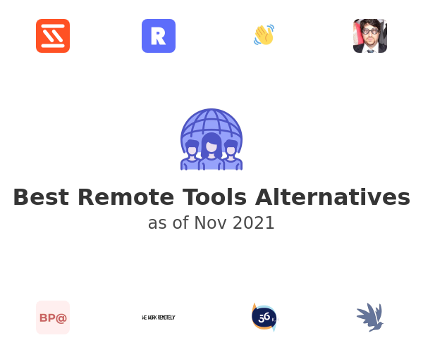 Best Remote Tools Alternatives