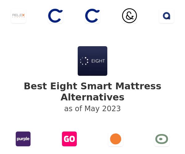 Best Eight Smart Mattress Alternatives