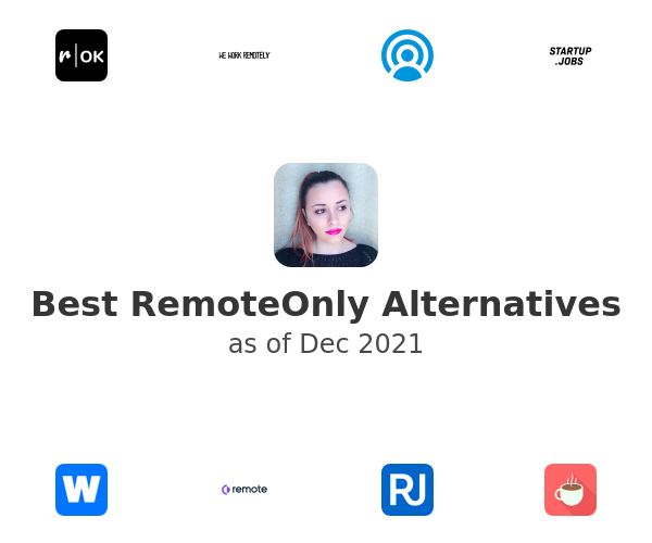 Best RemoteOnly Alternatives