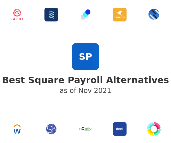 Best Square Payroll Alternatives