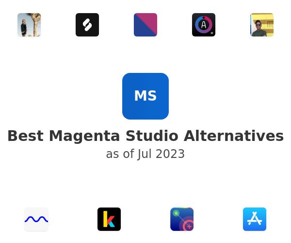 Best Magenta Studio Alternatives