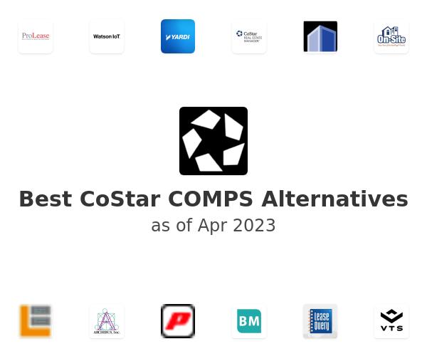 Best CoStar COMPS Alternatives