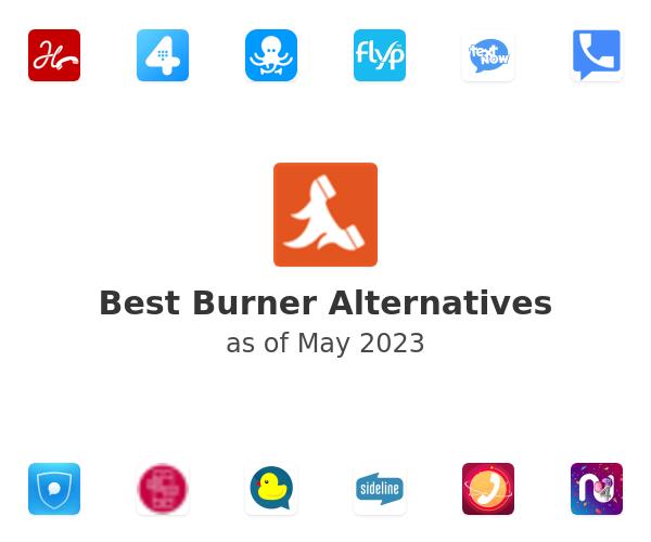 Best Burner Alternatives