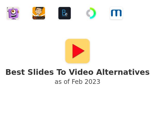 Best Slides To Video Alternatives