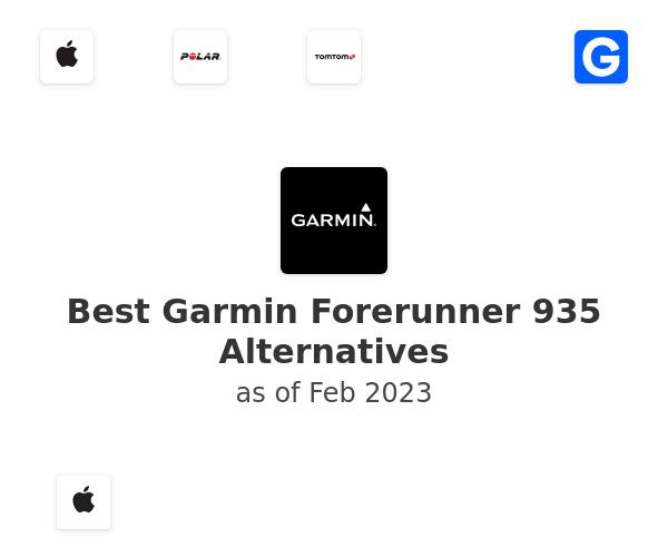 Best Garmin Forerunner 935 Alternatives